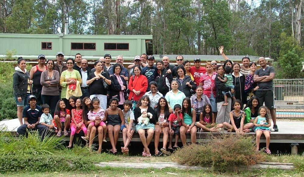 Manna Park Family Reunion