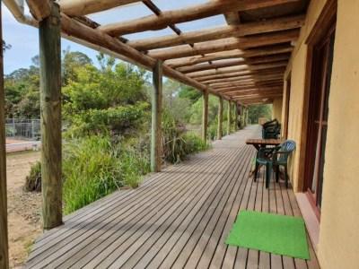 Manna Park Deck