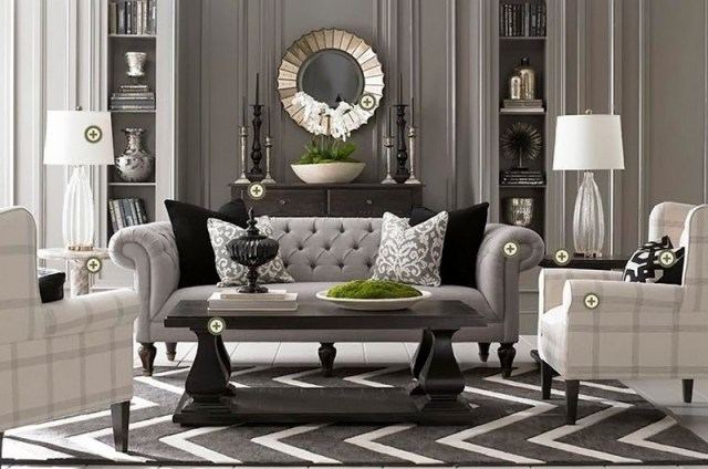 Easy Tips to Choose the Best Modern Living Room Furniture ...