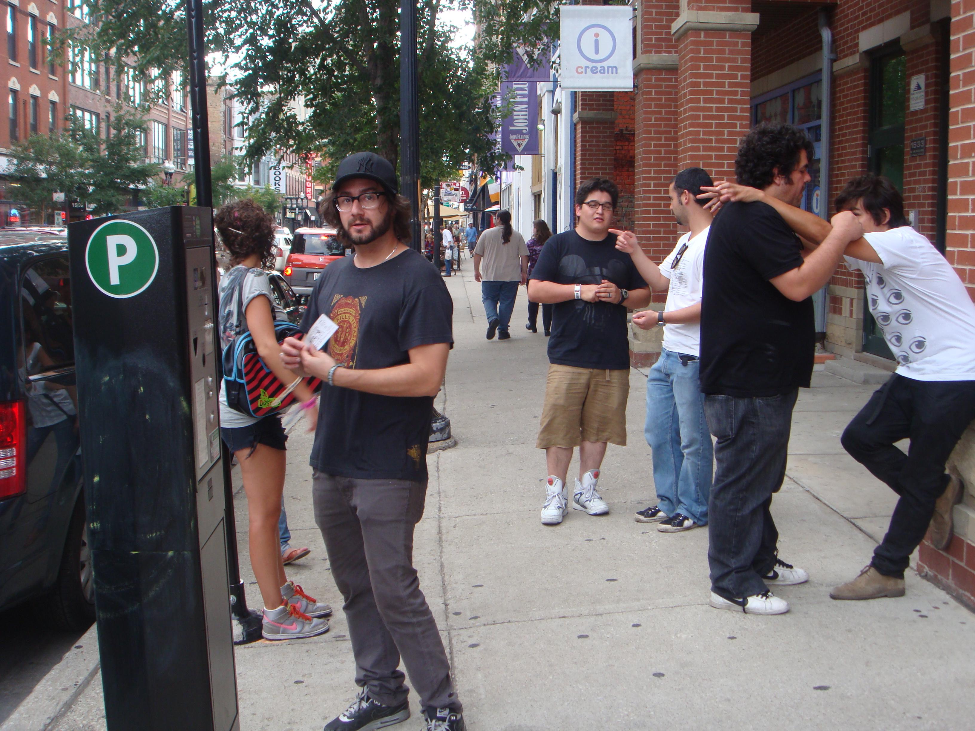 street manneatics