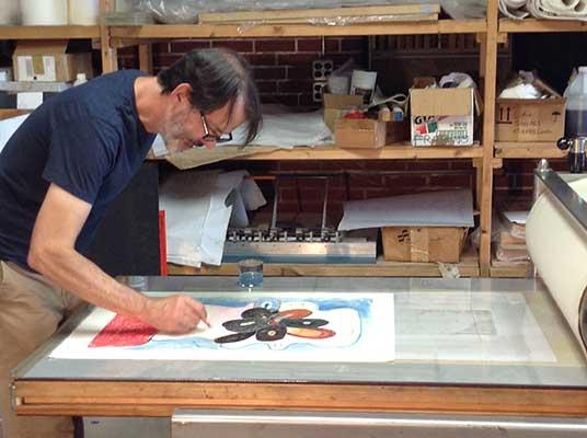 Manneken Press, Richard Hull, monotype