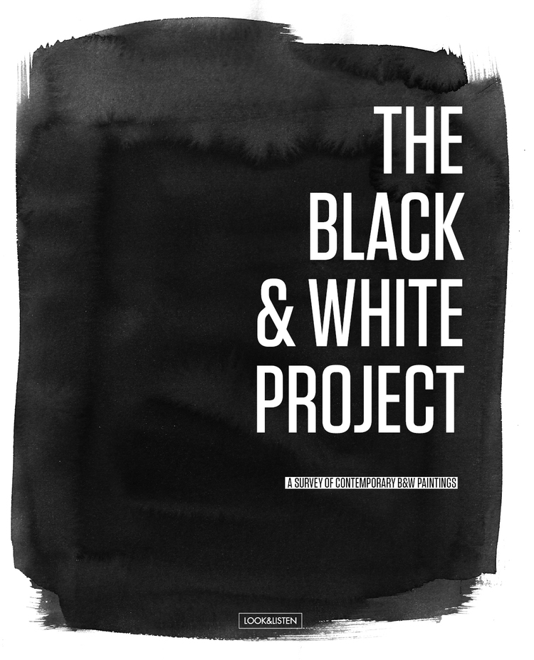 Black & White, LOOK&LISTEN, Yifat Gat, Jonathan Higgins
