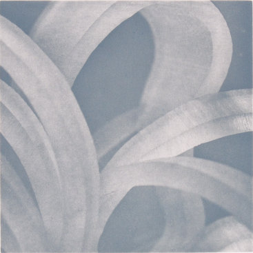 """Counterpoint 1"", 2007.  Photogravure. Image size: 9"" x 9"", sheet size: 15"" x 15"". Edition of 10."