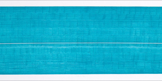 """""""Pale/4"""", 2002. Etching, edition of 25. Image: 7 ¼"""" x 39"""", paper: 10 ¼"""" x 44"""""""