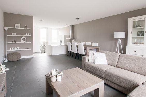 4 tips voor het inrichten van een grote woonkamer