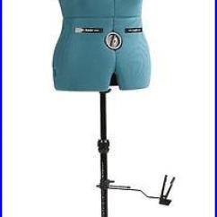 Mannequin Chair Stand V Steam Seamstress Adjustable Dress Form Professional Dressmaker Fashion