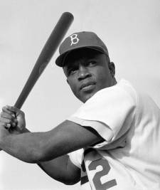 "Jackie Robinson quote: ""A life is not important except in the impact it has on other lives."""