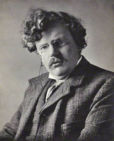 G. K. Chesterton: A man does not know what he is saying until he knows what he is not saying.