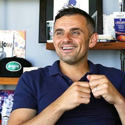 Gary Vaynerchuck on not worrying what other people think of you when you speak in public