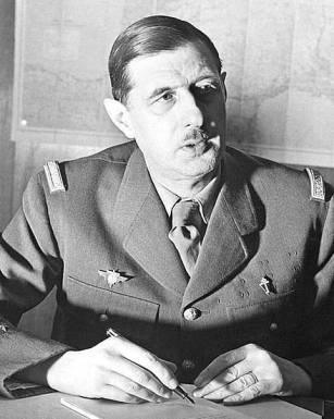Charles de Gaulle on the power of silence
