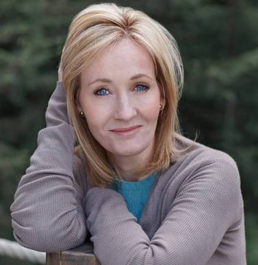 J.K. Rowling - There's always room for a story