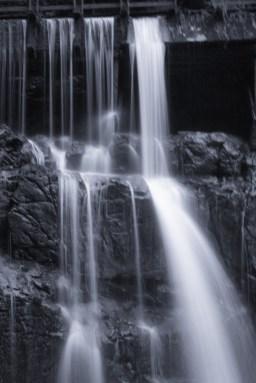Wasserfall Seisenbachklamm