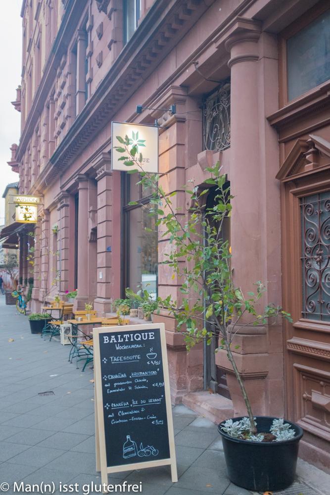 Baltique-die Pankuka Bar von außen