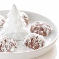 Weihnachtliche Schokoladenplätzchen - glutenfrei und laktosefrei