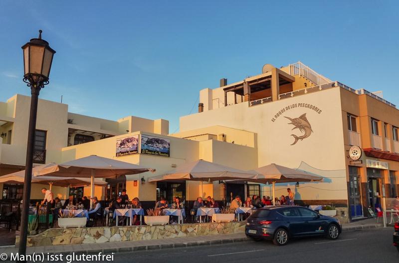 Restaurant El Roque De Los Pescadores