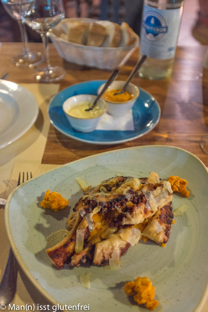 Restaurant Mahoh glutenfrei