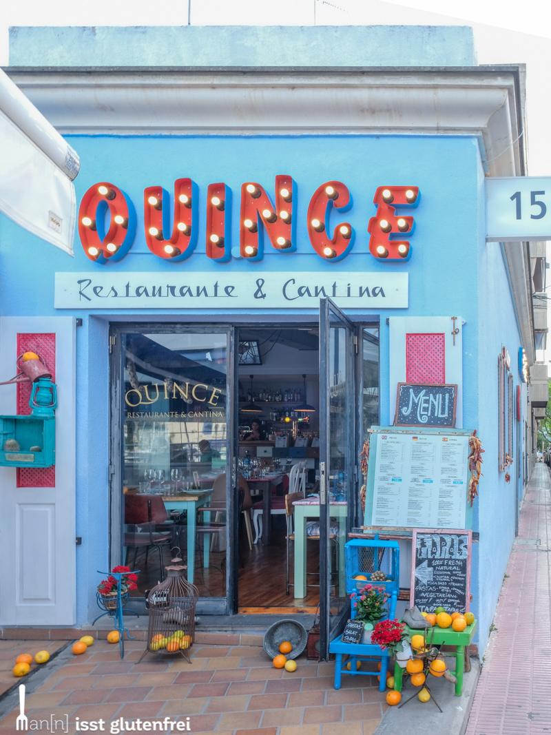 Restaurant Quince Mallorca glutenfrei