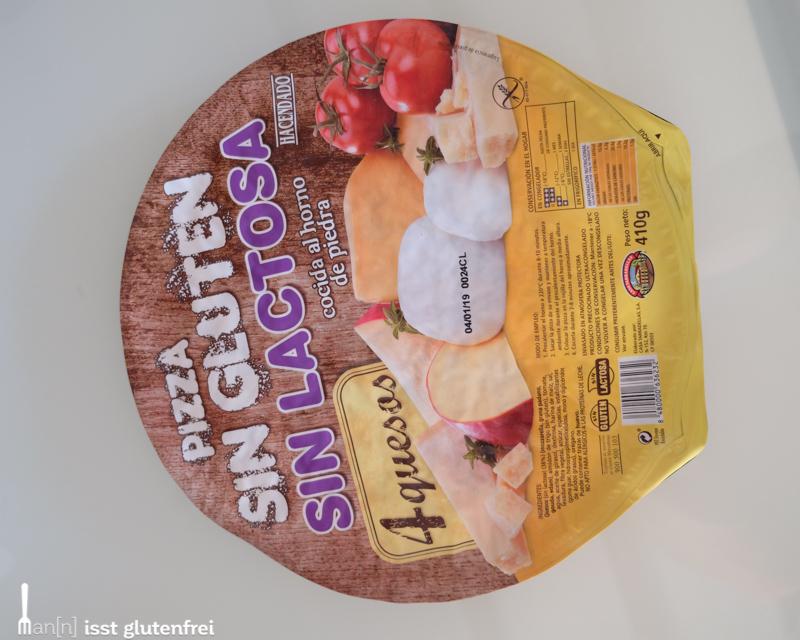Mallorca glutenfrei Pizza