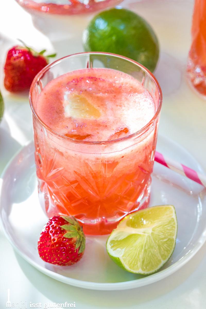 Erdbeer Limes