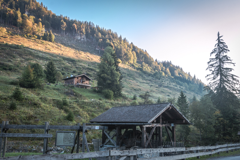 Österreich Herbst 2018 - glutenfrei auf Reisen Teil 1