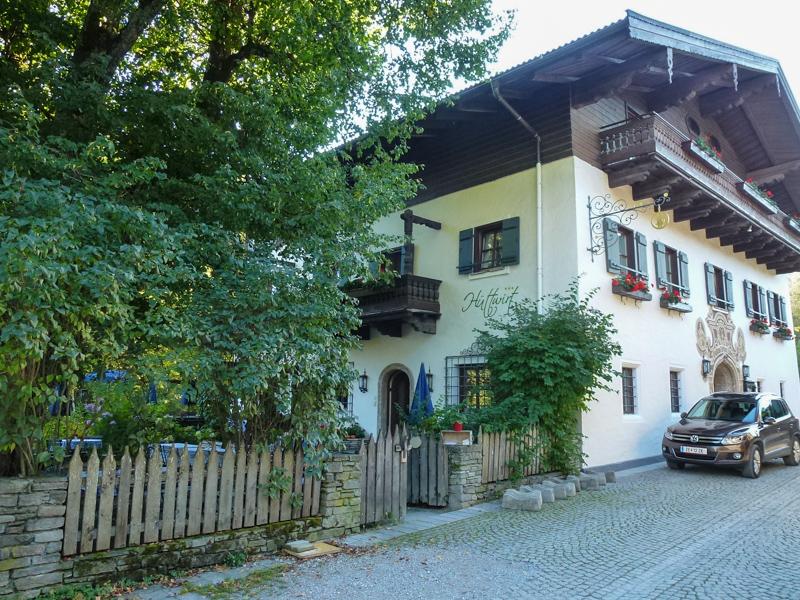 Österreich Herbst 2018 - glutenfrei im Urlaub