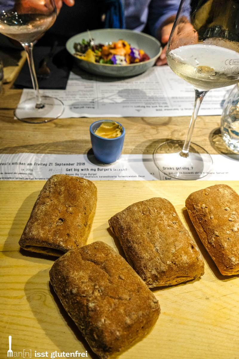 Glutunfreies Brot Mama Thresl