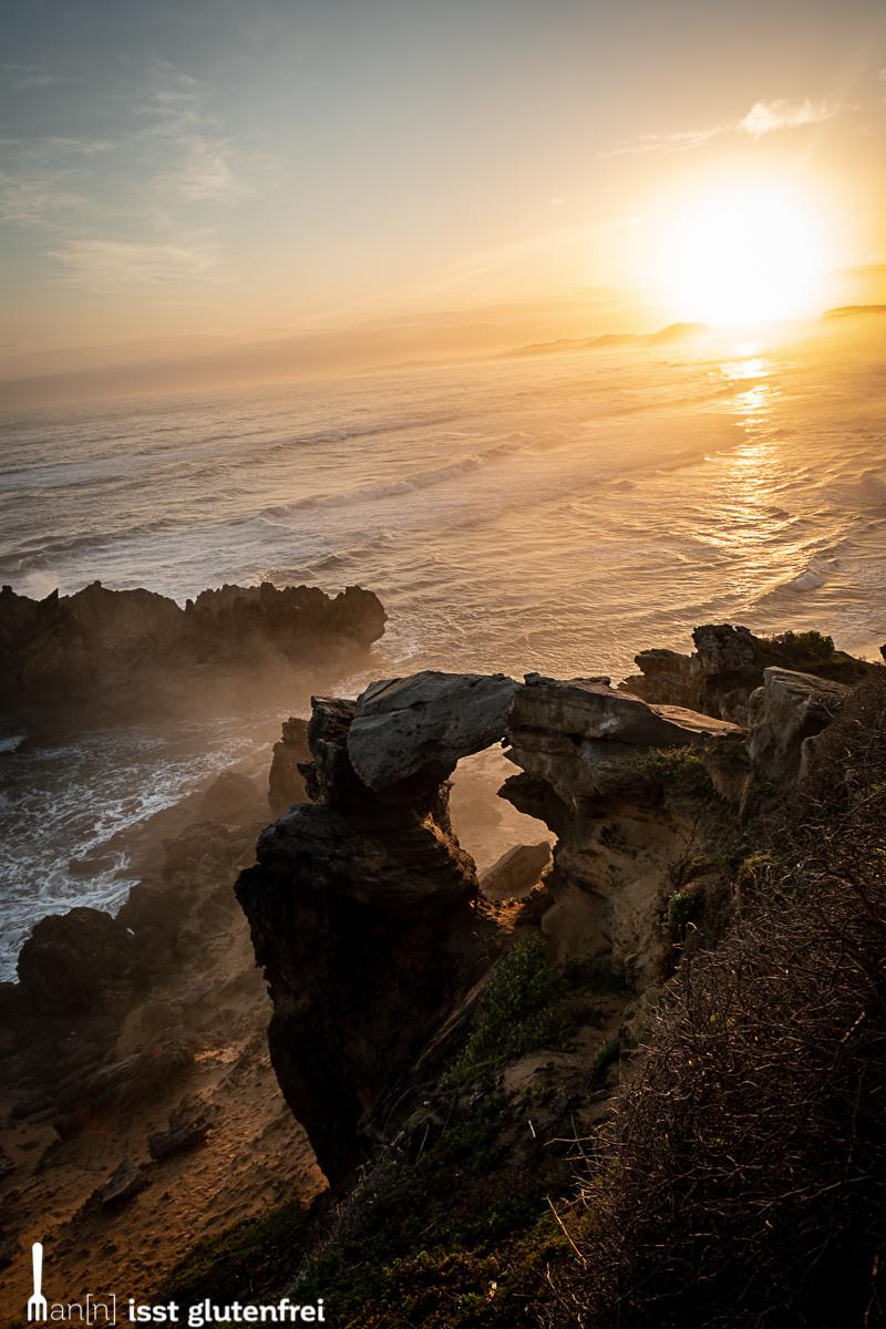 Brenton on Sea Sonnenuntergang