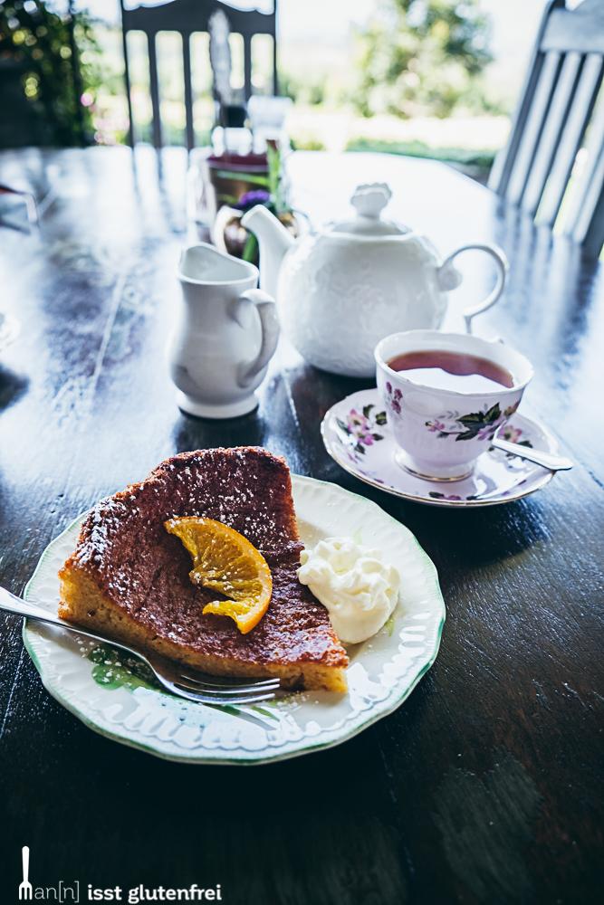 Mandel Orangen Kuchen glutenfrei