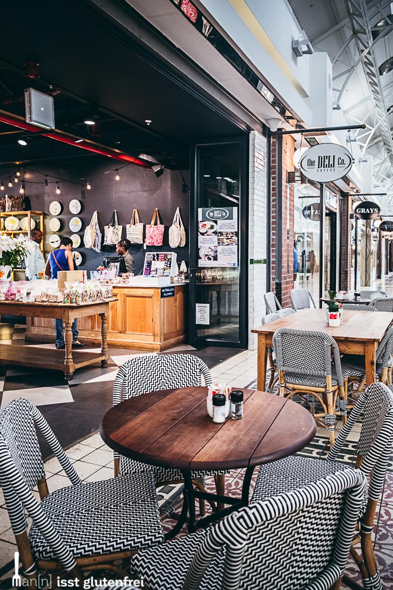 Water Front Café glutenfrei