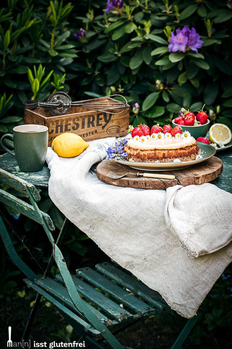 Cheesecake laktosefrei