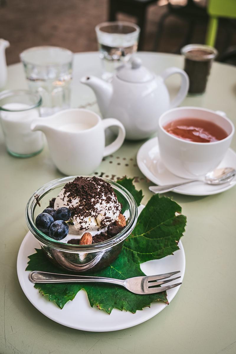 Greenhouse Chocolatecake glutenfrei