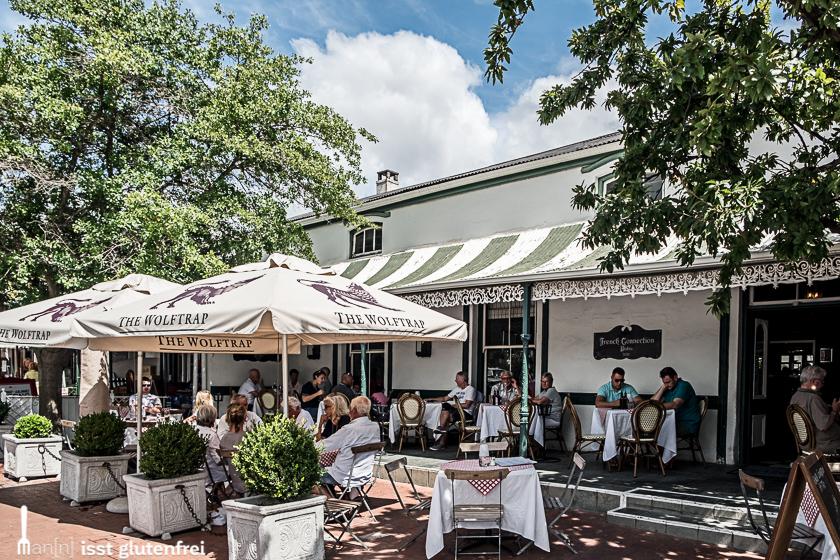 Franschhoek Restaurant