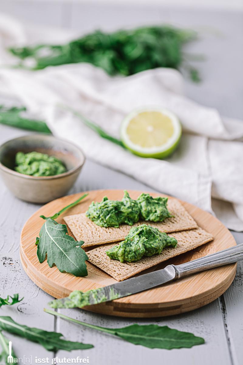 Low-Carb Gemüse Aufstrich- vegetarisch
