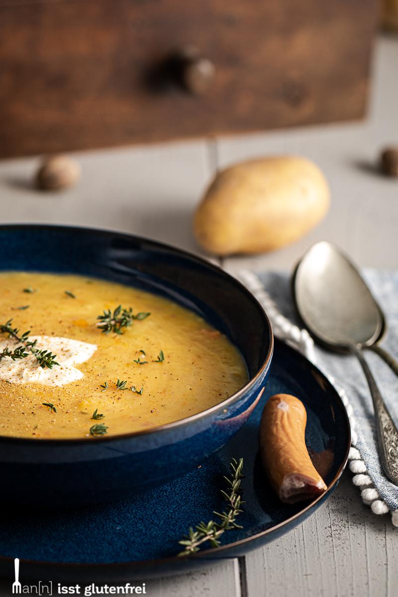 Suppe glutenfrei