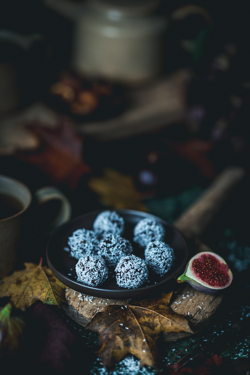 Energy Balls - Powerfood glutenfrei laktosefrei vegan