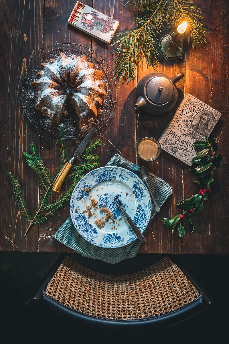 Advents Gugelhupf - glutenfrei und laktosefrei