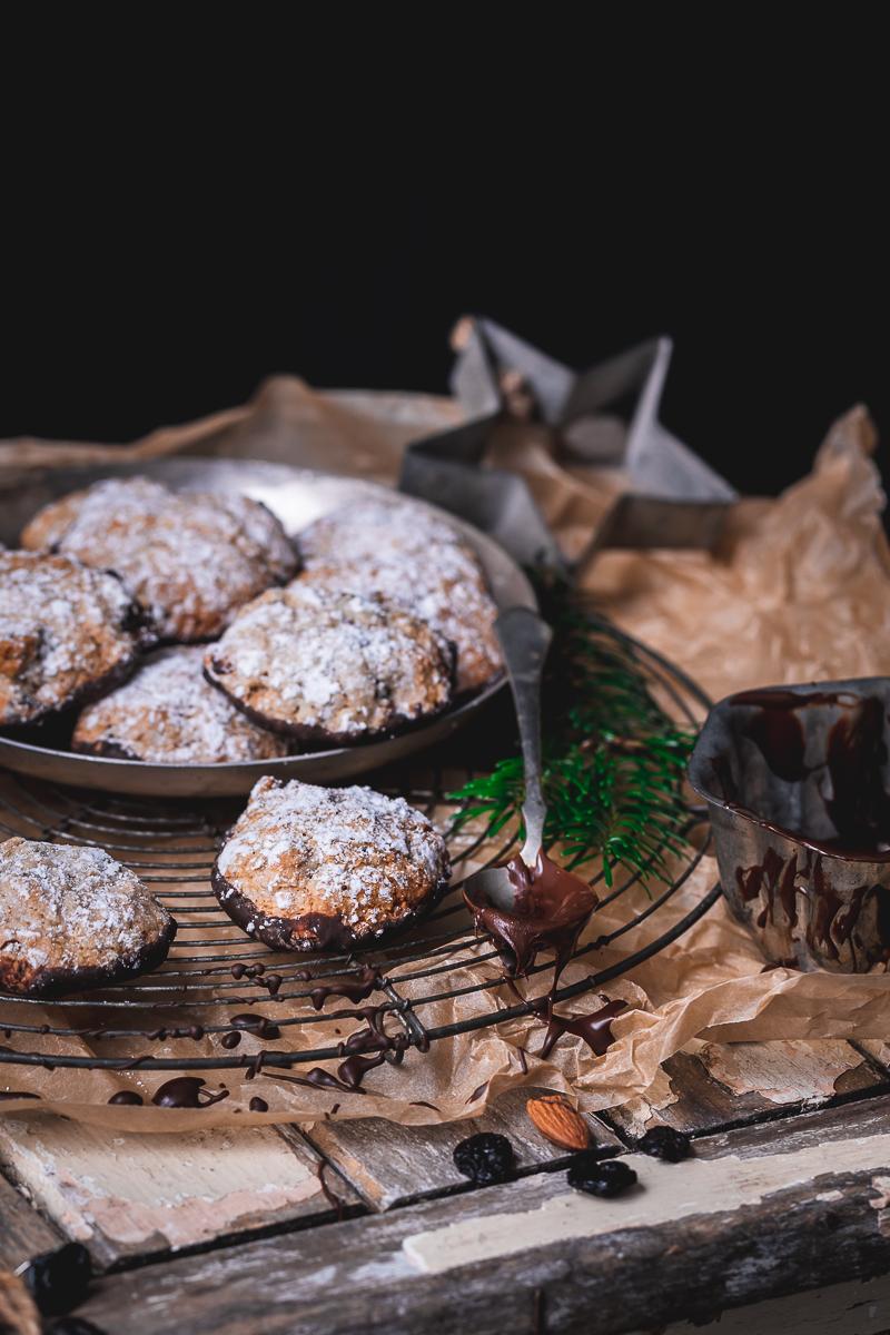 Sauerkirsch Amaretti glutenfrei