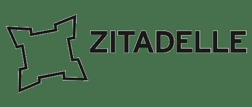 Das Logo der Zitadelle in Spandau