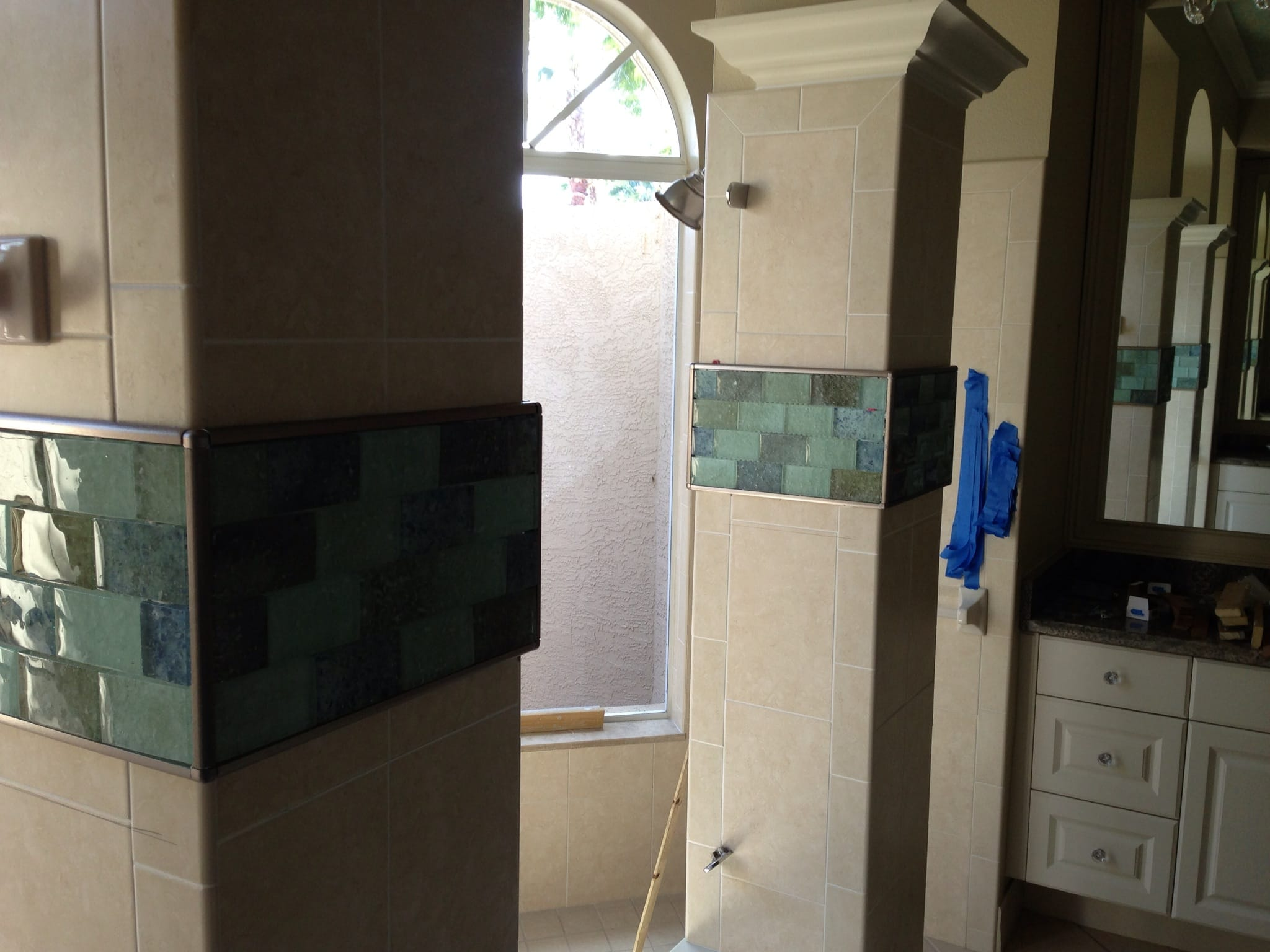 Tile Tile And More Tile Mann Tile Design Studio And