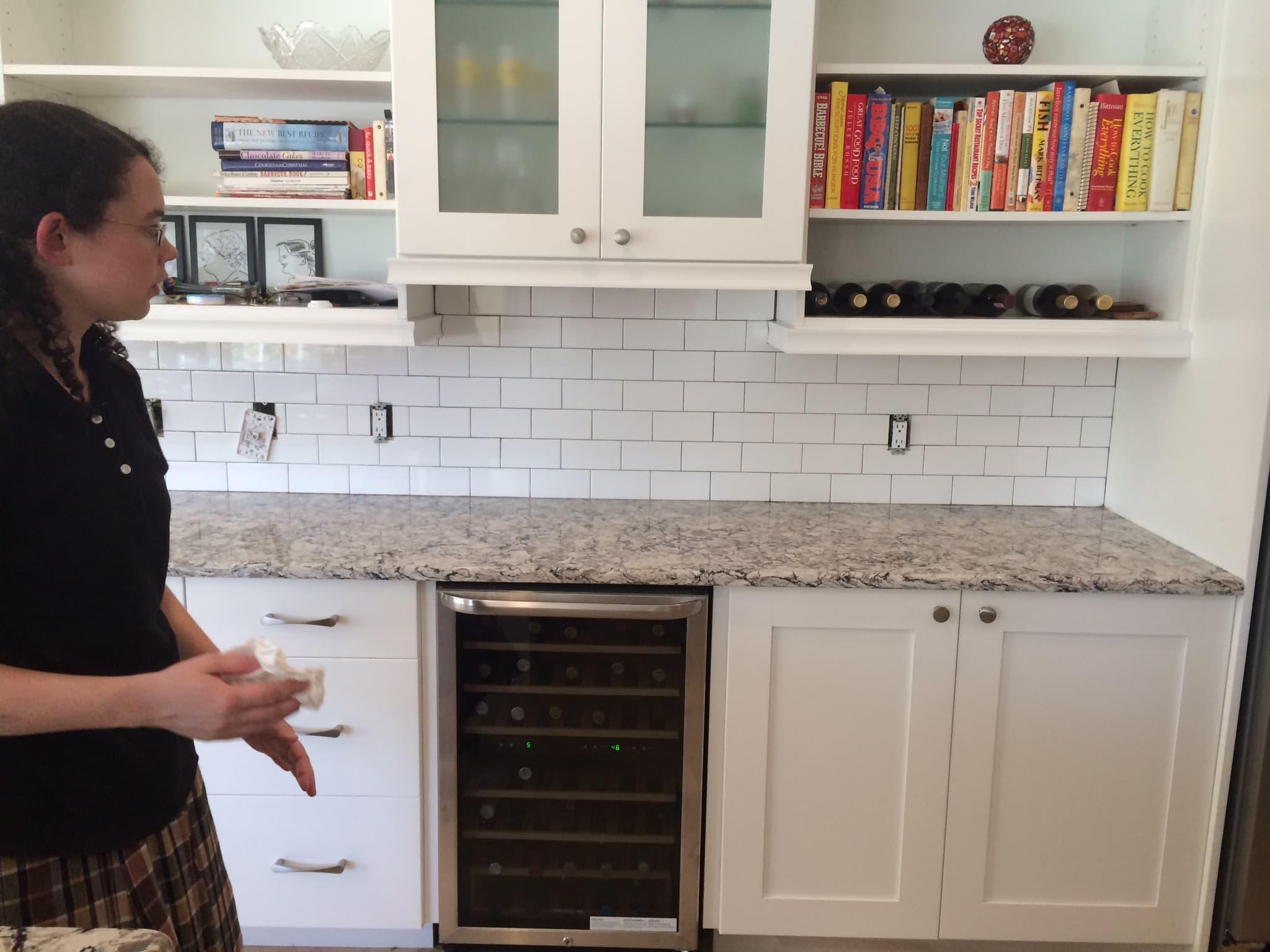 Backsplashes Mann Tile Design Studio And Installation