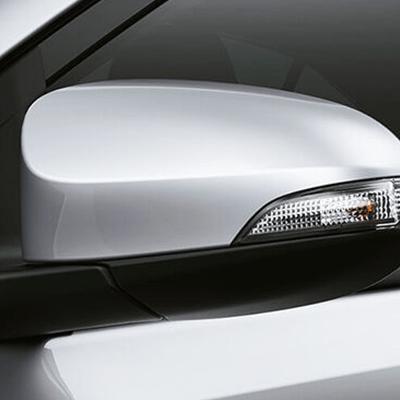 Luces Direccionales.   Luces direccionales ubicadas en los espejos retrovisores exteriores (según versión), para una mayor seguridad activa.