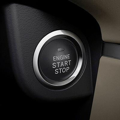 ENCENDIDO POR BOTÓN   Sin tener que sacar la llave del bolsillo, este sistema te permite encender y apagar el motor con solo presionar un botón.