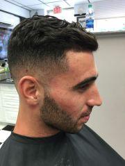 barber monroe ct manny's