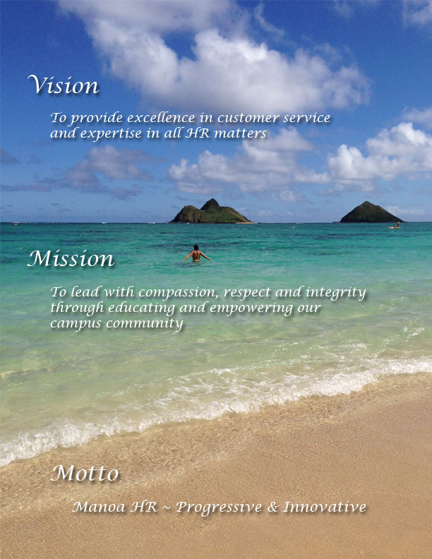 MHR Vision, Mission & Motto