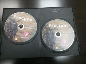 case with game discs