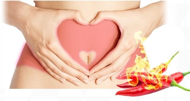 カプサイシンで脂肪を燃やすイメージ