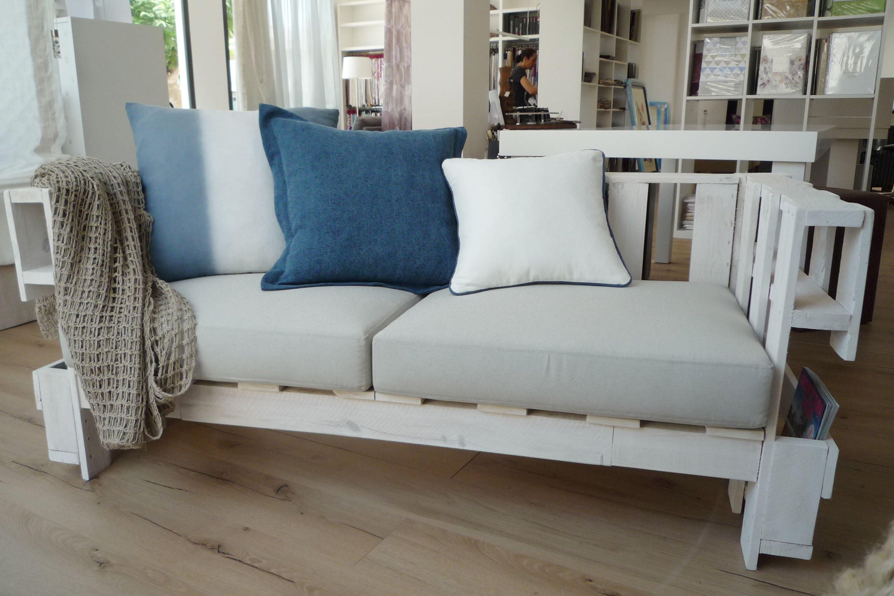 Construye tu mueble con palets  Manos a la Obra