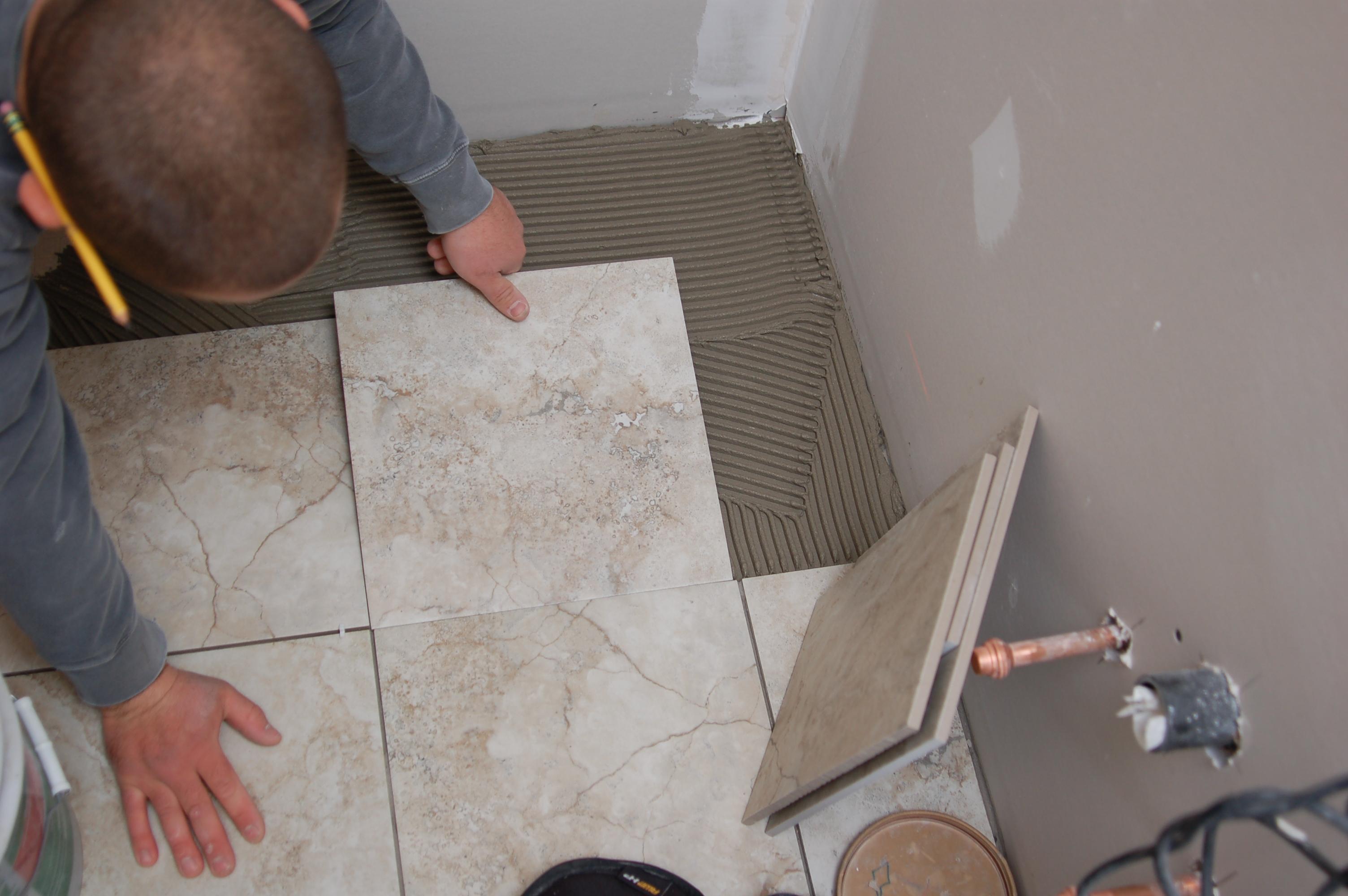 Aprende a instalar cermica en tus pisos simple y muy