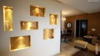 14 Nichos en la pared para su sala  Manos a la Obra