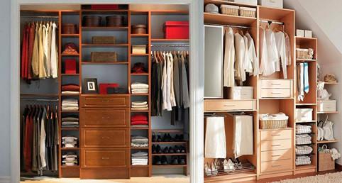 10 Closets modernos de madera para jvenes que a tus hijos